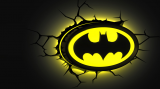 Batman logo on